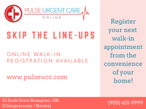 Read more about the article Walk-in Clinic online registration available