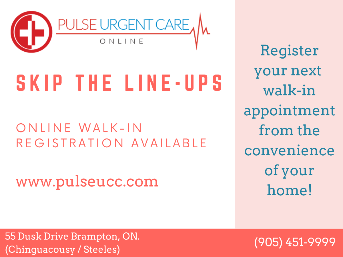 You are currently viewing Walk-in Clinic online registration available