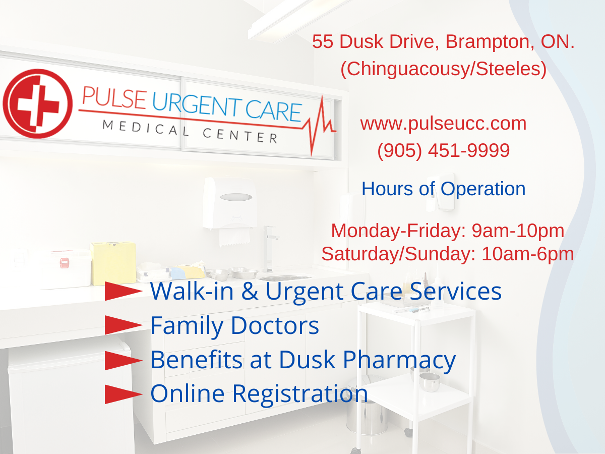 You are currently viewing Family Doctors Urgent Care in Brampton